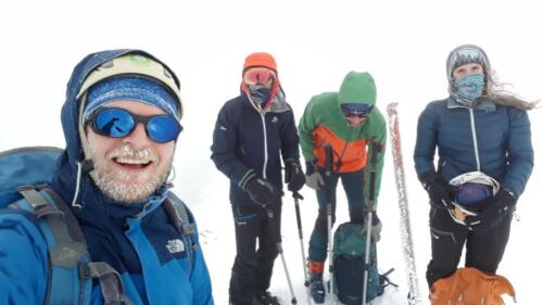 Seminar turno skijanja, Visočica